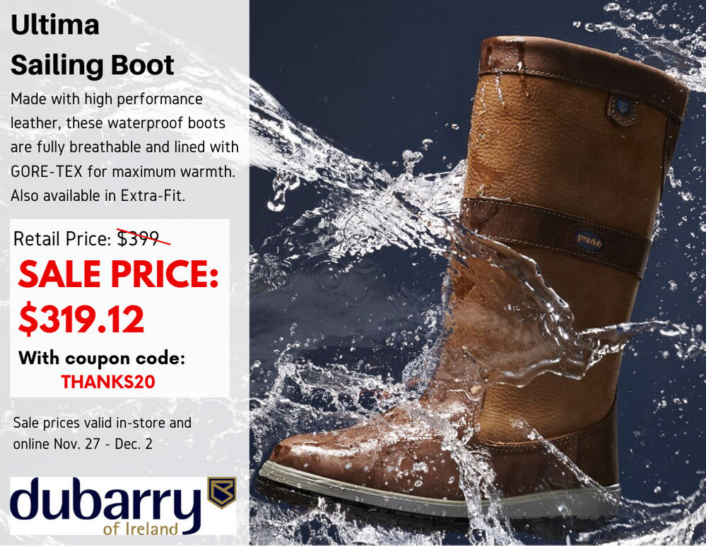Dubarry Boots and Shoes