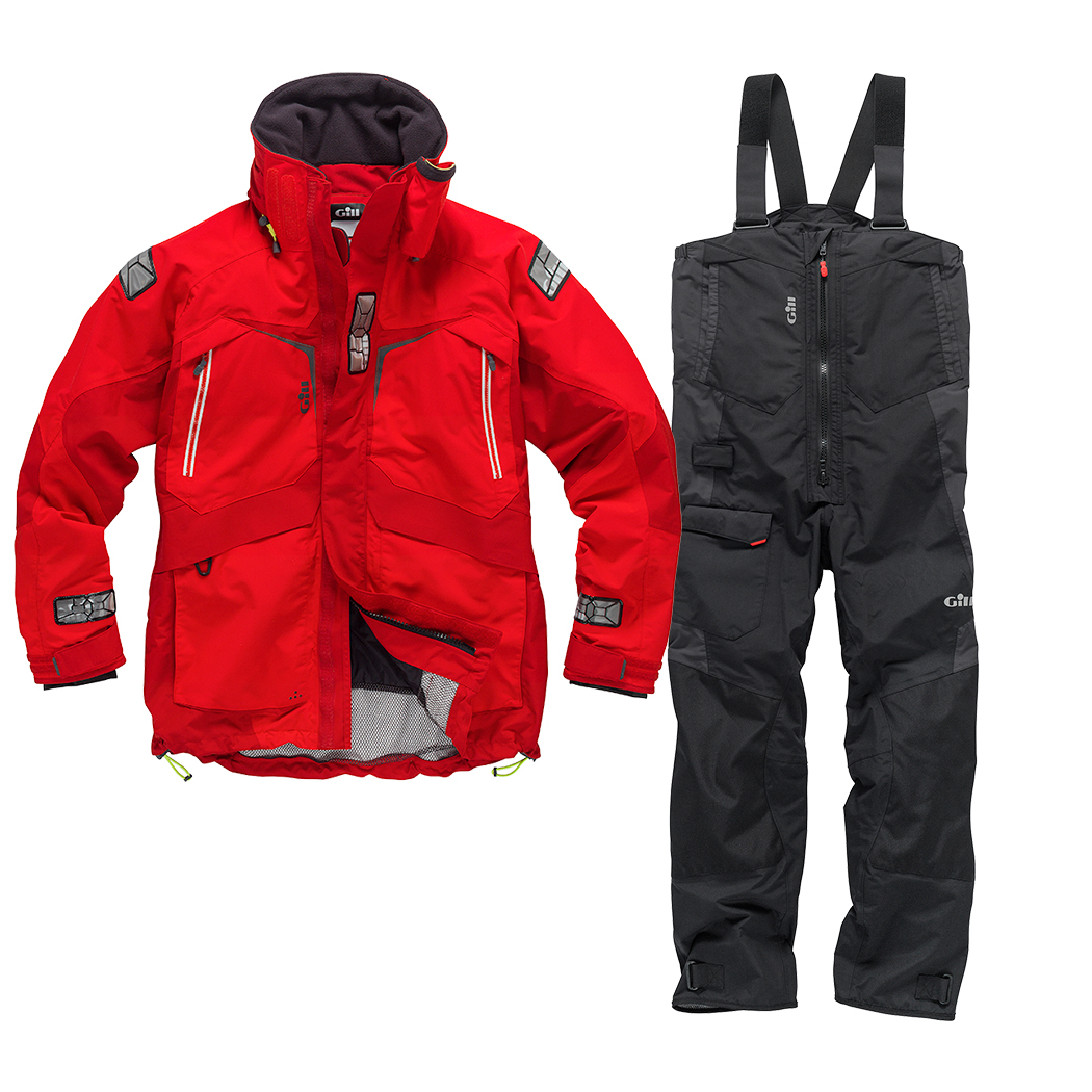 Gill OS2 Jacket + Trousers